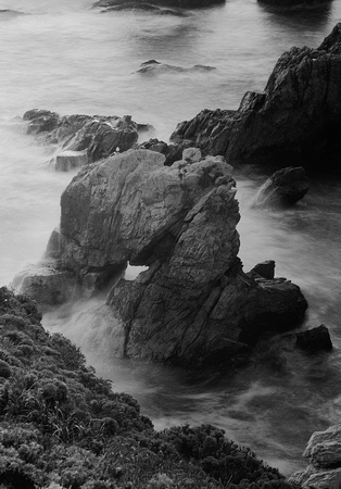 Sea Arch, Big Sur Monterey Ca
